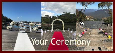 Ceremony Format