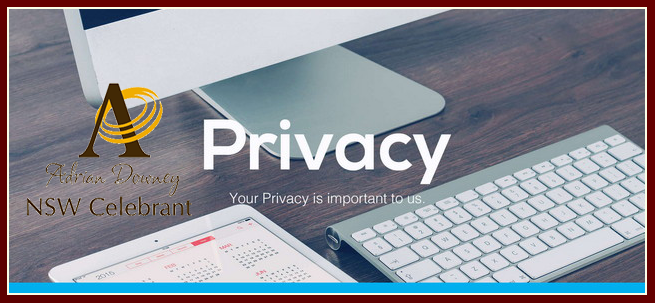 Celebrant Privacy Policy